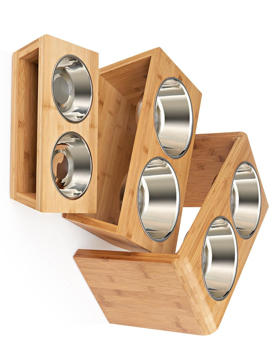dog wood bowl
