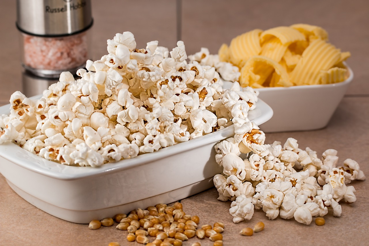 can you dogs eat popcorn